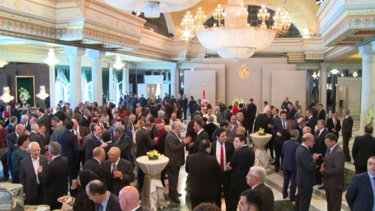 الجبهة الشعبية ترفض دعوة الرئاسة لحضور موكب بقصر قرطاج