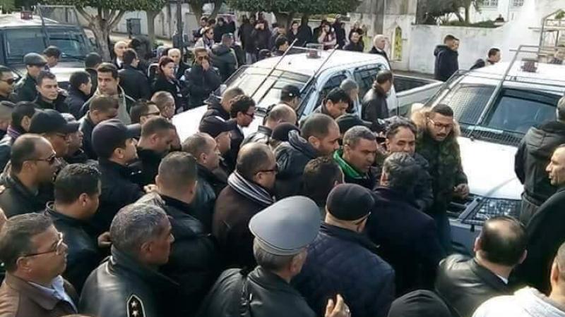 لمقاضاة أمنيين : مطالبة وزارة العدل بفيديو أحداث محكمة بن عروس
