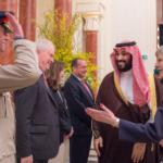 حٌظي بحفاوة بالغة: وليّ العهد السعودي يختتم زيارته للندن بصفقة أسلحة !