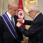 """يوما بعد منح تونس قرضا بـ 400 مليار: """"الباجي"""" يُوسّم مدير عام الصندوق العربي للإنماء"""