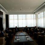 بين الأمس واليوم: مُنظّمة الأعراف تلتقي سفير السعودية ووفدا قطريّا