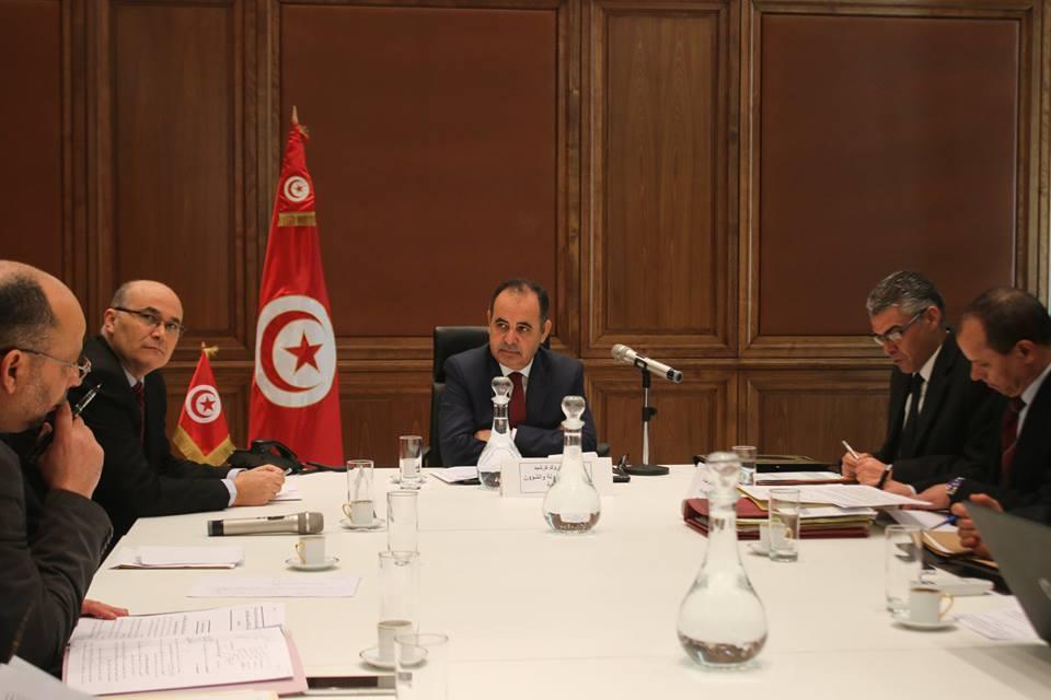 سيدي بوزيد : نحو بعث سوق إنتاج الوسط للخضر والغلال ومُنتجات الماشية