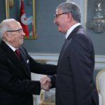 الاستعداد للانتخابات البلدية محور لقاء رئيس الجمهورية ووزير الدفاع