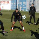 اختبار منشطات لتسعة لاعبين من برشلونة