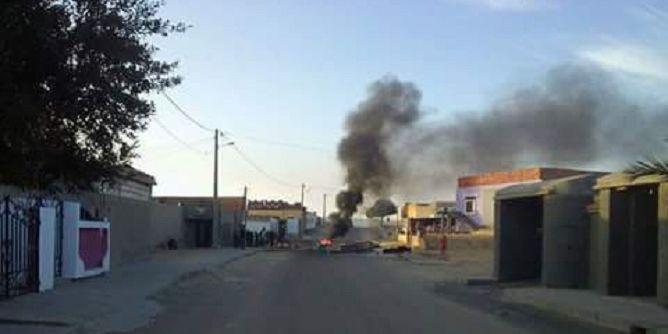 الداخلية تكشف معطيات خطيرة عن حرق مركز الأمن بالمظيلة