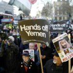 بريطانيا: احتجاجات على زيارة وليّ العهد السعودي