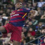 وائل جلّوز يتوّج ببطولة اسبانيا لكرة اليد