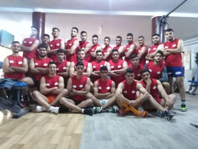 منتخب تونس للرقبي تحت الـ20 عاما بطل شمال افريقيا