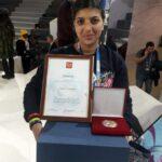 تونسية تُتوّج بالجائزة الأولى في منتدى روسيا للفرص