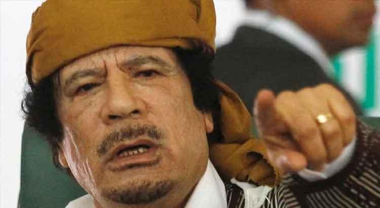 جثمان القذافي: هل أذيب في فرن حديد أم أُلقي به في البحر؟