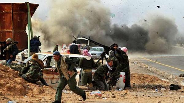 صرخة منظّمة أوروبية: ماذا يحدث في ليبيا بحقّ السماء ؟!