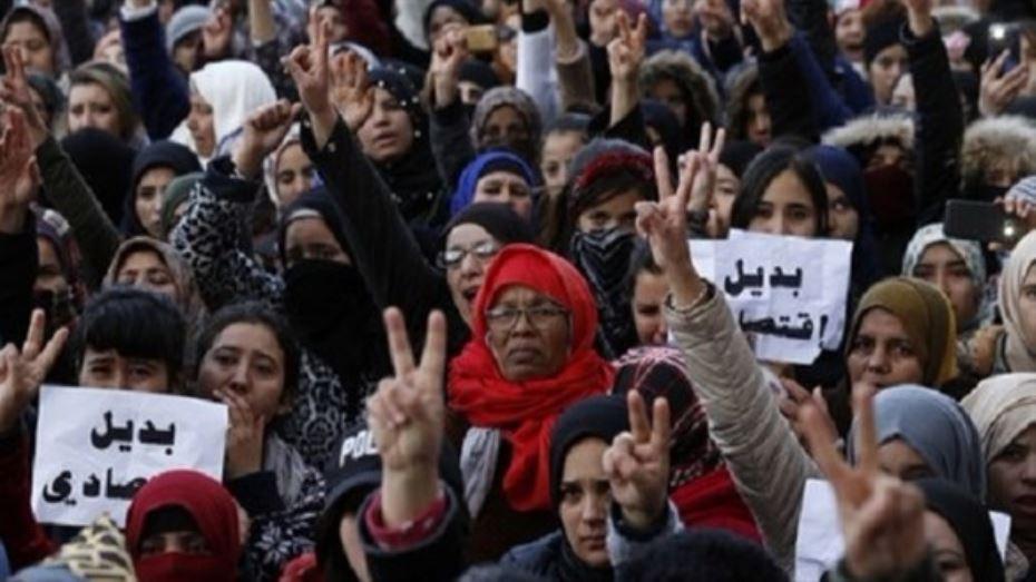 """المغرب: """"الداخلية"""" تلوّح باستخدام القانون لوقف مظاهرات """"جرادة"""""""
