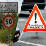 حفوز/القيروان: مقتل امرأة وإصابة 7 في حادث مرور مُروّع