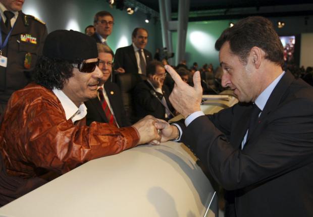عائلة القذافي تتّهم 4 دول بتدمير ليبيا
