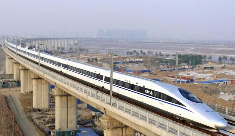 سنة 2021: قطار يربط بين الإمارات والسعودية بسرعة 1100 كلم/ الساعة