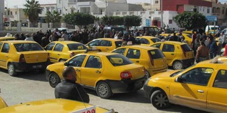 إلى أجل غير محدّد : تعليق إضراب التاكسيات