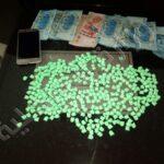 "صور/ سوسة : ضبط مروّج مخدّرات بحوزته 400 قرص ""اكستازي"""