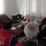 """سوسة : قيادات من """"الجبهة"""" تعتصم بمقرّ الهيئة الفرعية للانتخابات !"""