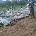 صور/ الجزائر : 3 أيام حداد على ضحايا الطائرة العسكرية