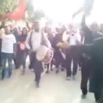 (فيديو) سيدي بوزيد : الطبل والزكرة في حملة نداء تونس في الرقاب!