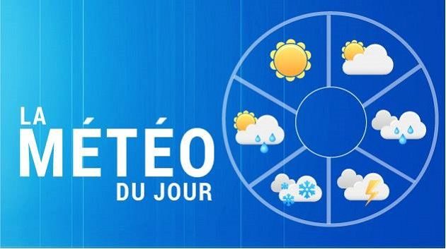 التوقعات الجوية لليوم الجمعة 13 أفريل