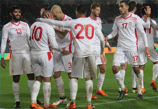 ودّ بين المنتخب التونسي ونظيره التركي في سويسرا
