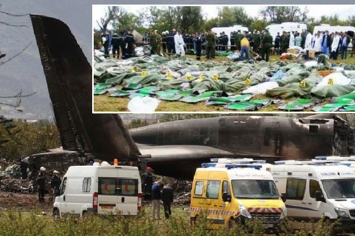 مأساة بوفاريك أكثرها دمويّة : حصيلة مُرعبة لحوادث الطيران في الجزائر