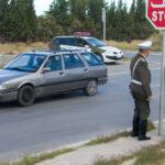 الفحص: إيقاف سائق شاحنة عنّف رئيس دورية أمنية