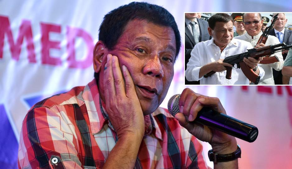 انتقدت حملته القاتلة للآلاف من مُهرّبي المخدّرات : رئيس الفلبين يُهدّد رئيسة المحكمة الجنائية الدولية!