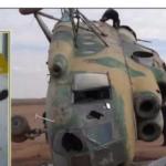 فتح تحقيق في حادث سقوط طائرة عسكرية