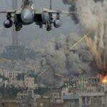 بمشاركة بريطانيا وفرنسا: أمريكا تشنّ هجوما جويّا على سوريا