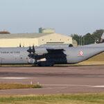 طائرة عسكرية تُؤمّن نقل المواد الانتخابية الحسّاسة