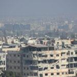 سوريا: إصابة 6 مدنيين في العدوان الثلاثي على حمص