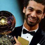 المصري محمد صلاح أفضل لاعب في الدوري الإنقليزي
