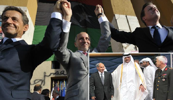 بعد اعترافه بتلقي أموال من قطر : قضية ضد رئيس المجلس الانتقالي الليبي مصطفى عبد الجليل