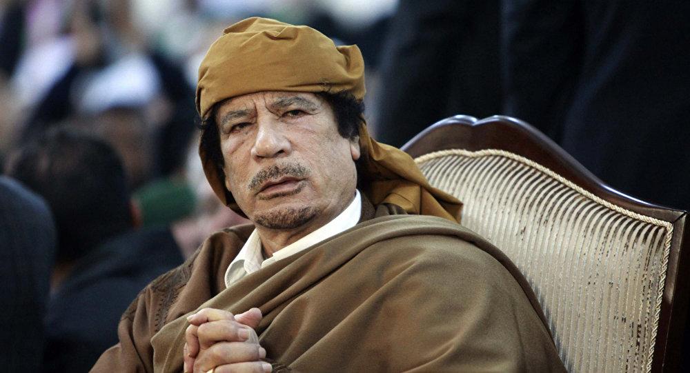 قريبا: القذافي في مسلسل من إنتاج أمريكي