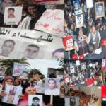 """""""الباجي"""" تسلّم القائمة النهائية : عائلات شهداء الثورة وجرحاها تحتجّ"""