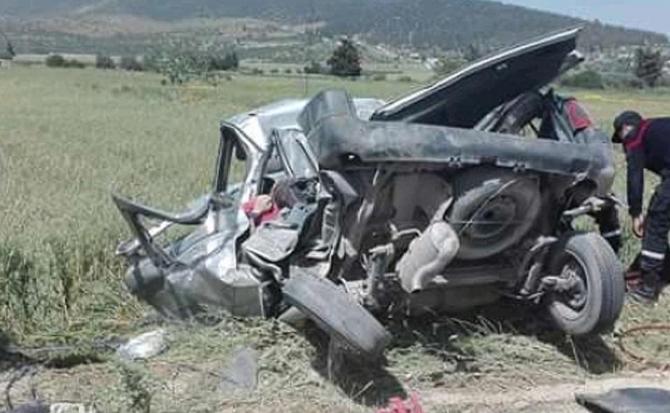 سليانة: مقتل 5 جزائريّين من عائلة واحدة