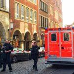 عملية الدهس بألمانيا : 3 قتلى وعشرات الجرحى وانتحار المُنفّذ