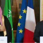 """مجلّة """"باري ماتش"""": وليّ العهد السعودي وبّخ ماكرون"""