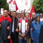 الحملة الانتخابية : قيادات ونواب الجبهة الشعبية في الشارع