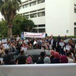 مركزيّا وجهويّا: احتجاج إطارات وأعوان هيئة بن سدرين