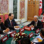 """صور : إنطلاق اجتماع """"استثنائي"""" بالبرلمان"""