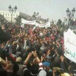 في اعتصامهم بالقصبة: الأمن مُتّهم بالاعتداء على عُمّال الحضائر