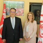 كاتبة دولة تلتحق بنداء تونس