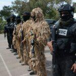 صور: سفيرة بريطانيا بتونس تُعاين عملية أمنية بيضاء لمجابهة الإرهاب !