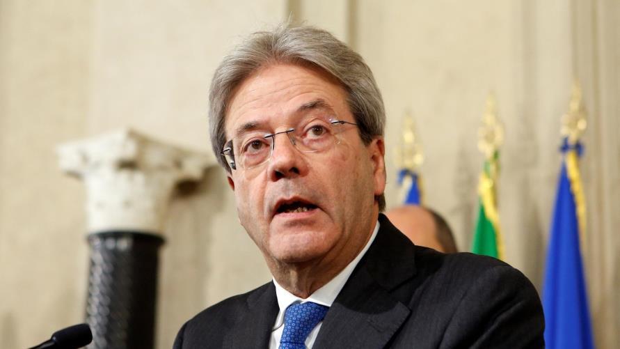 """إيطاليا لن تلعب """"دورا مباشرا"""" في ضرب سوريا"""