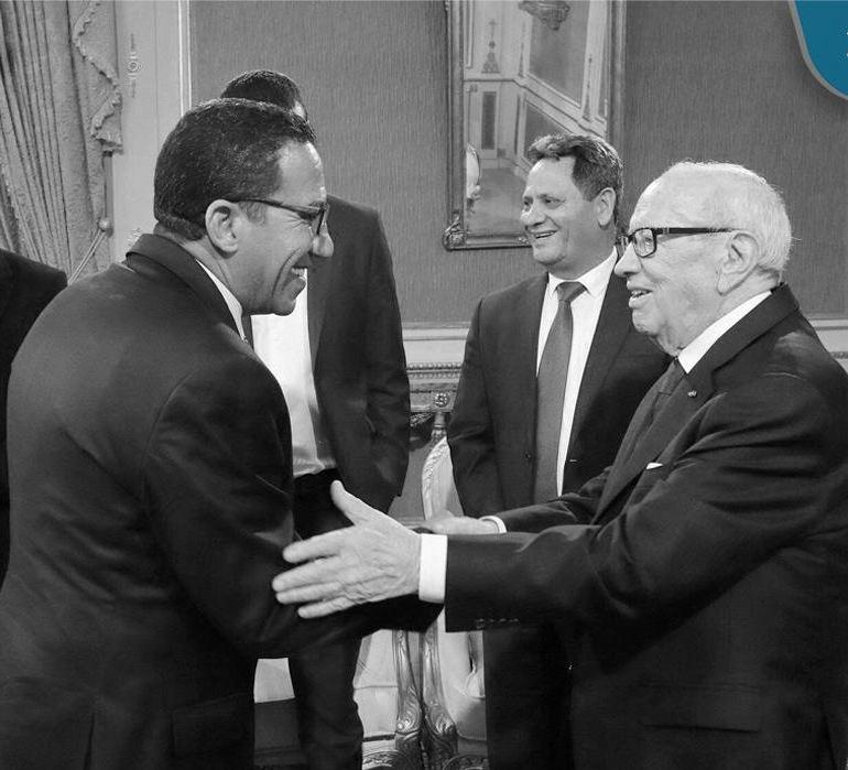 وفاة الصحفي خميس العرفاوي: رئيس الجمهورية يُعزّي أسرة الصحافة