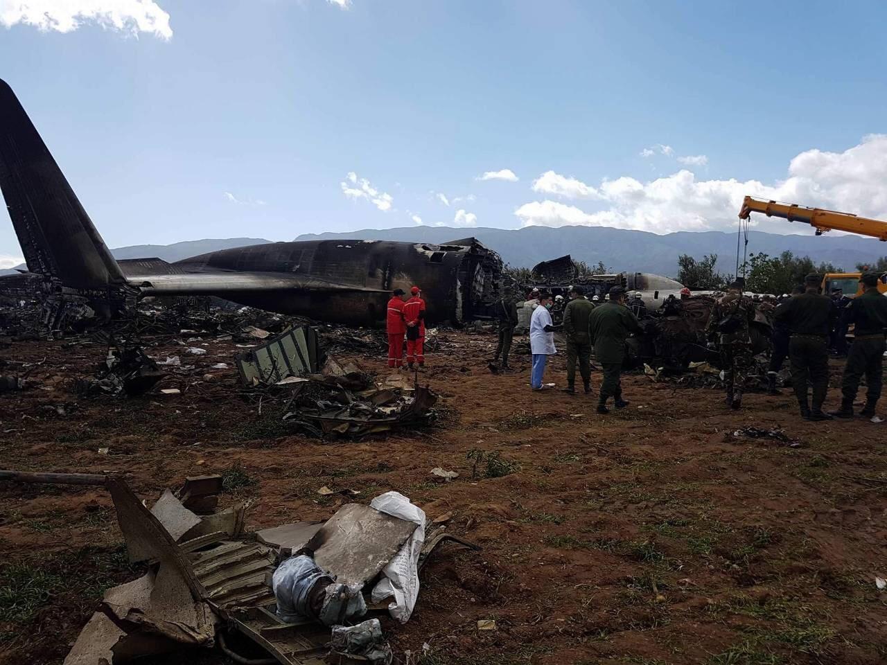 """بعد كارثة الـ""""إليوشين 76″: الجزائر تبيع طائراتها القديمة"""