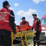 القيروان: مقتل حامل وإصابة 5 آخرين في حادث مرور